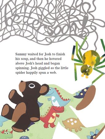 Sammy spiders first mitzvah fandeluxe Document