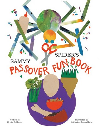 Sammy spiders passover fun book softcover fandeluxe Document
