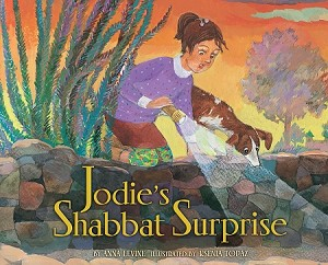 Jodie's Shabbat Surprise
