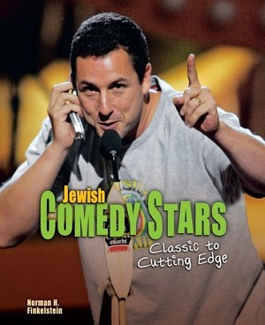 Jewish Comedy Stars: Classic to Cutting Edge (Paperback)