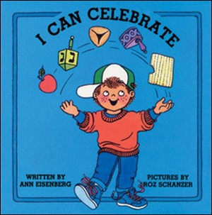 I Can Celebrate (Board Book)