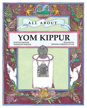 All About Yom Kippur (Paperback)