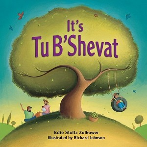 It's Tu B'Shevat! (Board Book)