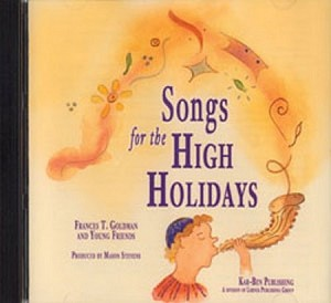 Songs for the High Holidays (CD)
