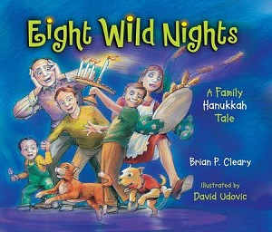 Eight Wild Nights: A Family Hanukkah Tale (Paperback)