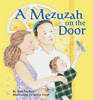 A Mezuzah on the Door (Paperback)