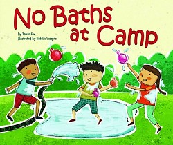 No Baths at Camp (Hardcover)