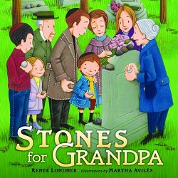 Stones for Grandpa (Hardcover)