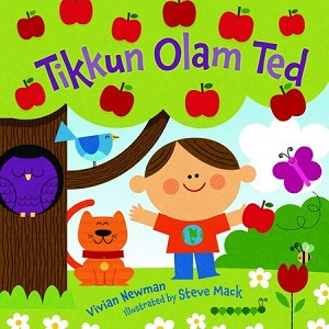 Tikkun Olam Ted (Board Book)