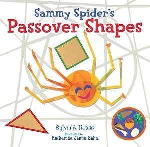 Sammy Spider's Passover Shapes