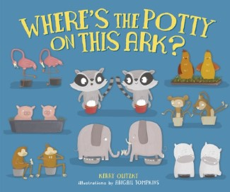 When a Rabbi Writes a Potty-Training Book