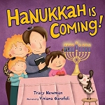 Hanukkah is Coming! (Board Book)