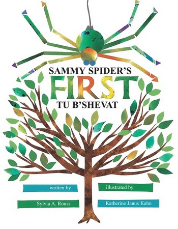 Sammy Spiders First Day of School (Jewish Values)