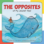 The Opposites of My Jewish Year (Board Book)