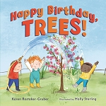 Happy Birthday, Trees! (Board Book)