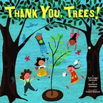 Thank You, Trees! (Board Book)  (eBook Only)