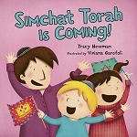Simchat Torah is Coming! (Board Book)