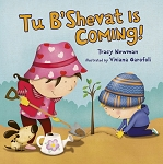 Tu B'Shevat Is Coming! (Board Book)