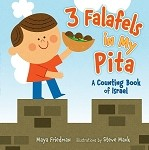 3 Falafels in My Pita (Board Book)