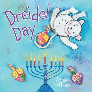 Dreidel Day (Board Book)