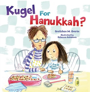 Kugel for Hanukkah?