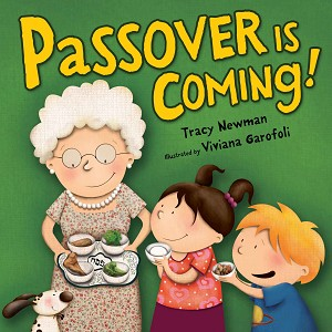 Passover is Coming!  - Board Book