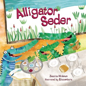 Alligator Seder  - (Board Book)