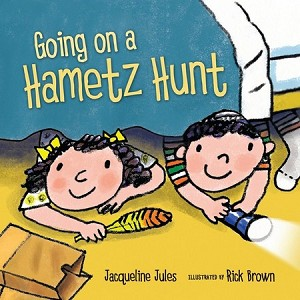 Going on a Hametz Hunt (eBook Only)