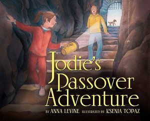 Jodie's Passover Adventure (eBook Only)