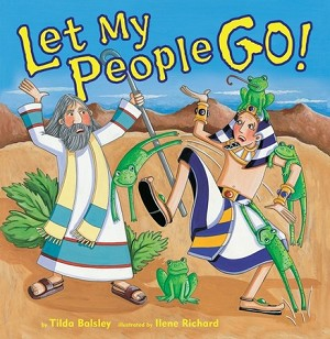 Let My People Go (Paperback)