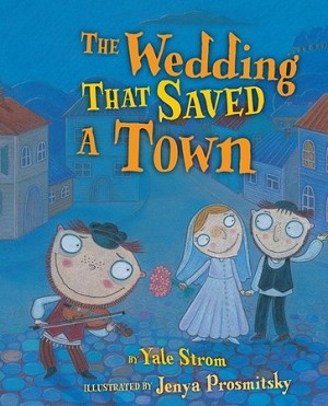 The Wedding That Saved a Town (Paperback)