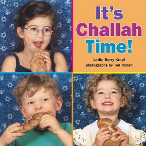 It's Challah Time! (Hardcover)