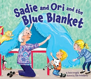 Sadie and Ori and the Blue Blanket (SPECIAL HARDCOVER PRICE)
