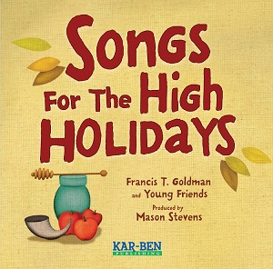 Songs for the High Holidays  (MP3s - Downloadable Music Files)