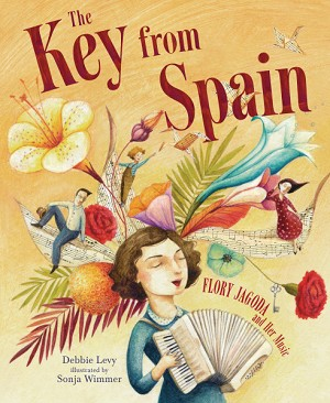 The Key from Spain - Flory Jagoda and Her Music
