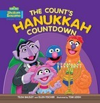 The Count's Hanukkah Countdown (Paperback)