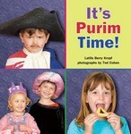 It's Purim Time! (Paperback)