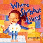 Where Shabbat Lives (Board Book)