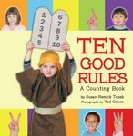 Ten Good Rules: A Ten Commandments Counting Book (eBook Only)
