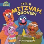 It's a Mitzvah, Grover! (Paperback)