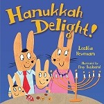 Hanukkah Delight! (Board Book)