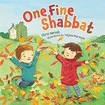 One Fine Shabbat  - Board Book