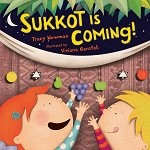 Sukkot Is Coming! (Board Book)