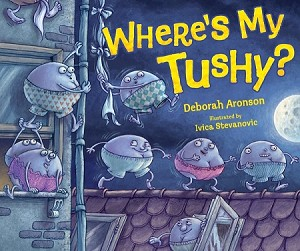 Where's My Tushy? (Hardcover)